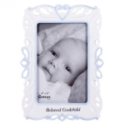 22cm H Boy Godchild Frame Holds 4X6 Photo by Roman