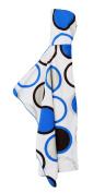Cozibug Baby Cozi Dry Towel, Blue, One Size (nb-5), Blue