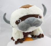Lovely Kids The Last Airbender Resource 50cm Appa Avatar Stuffed Plush Doll Toy X-mas Gift