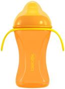 Bebek Plus Flexible Spout Bottle with Handles, Tropical Paradise, 240ml