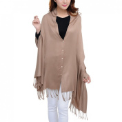 MyKazoe Ultra Soft Breastfeeding Nursing Pashmina Scarf Wrap