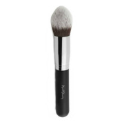 Best Concealer and Corrector Makeup Brush - Contouring Stippling Kabuki Tapered Brush - Perfect to Cover Dark Circles Darkspot Acne Scars Fine Lines - Vegan Friendly Synthetic Bristles - Easy Blending Applicator - Flawless Skin Finish - By New8Beauty