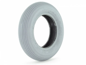 7 x 1 3/4 Pneumatic Tyre - Ribbed Tread - Cheng Shin