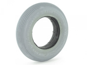 7 x 1 3/4 Foam Filled Solid Tyre - Ribbed Tread - Cheng Shin