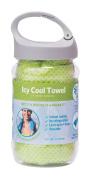 Upper Canada Soap Icy Cool Towel, Green