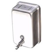 Janico Vertical Soap Dispenser - Stainless Steel