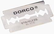 Dorco ST300 Platinum Extra Double Edge Razor Blades - 200 Count