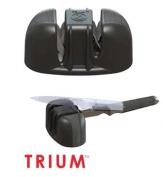 De Buyer 3-stage manual Pro Knife sharpener 'TRIUM'