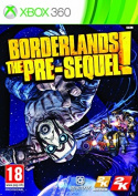 Borderlands : The Pre-Sequel PRE-OWNED