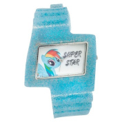 My Little Pony Lightning Shaped Analogue Wristwatch - Blue