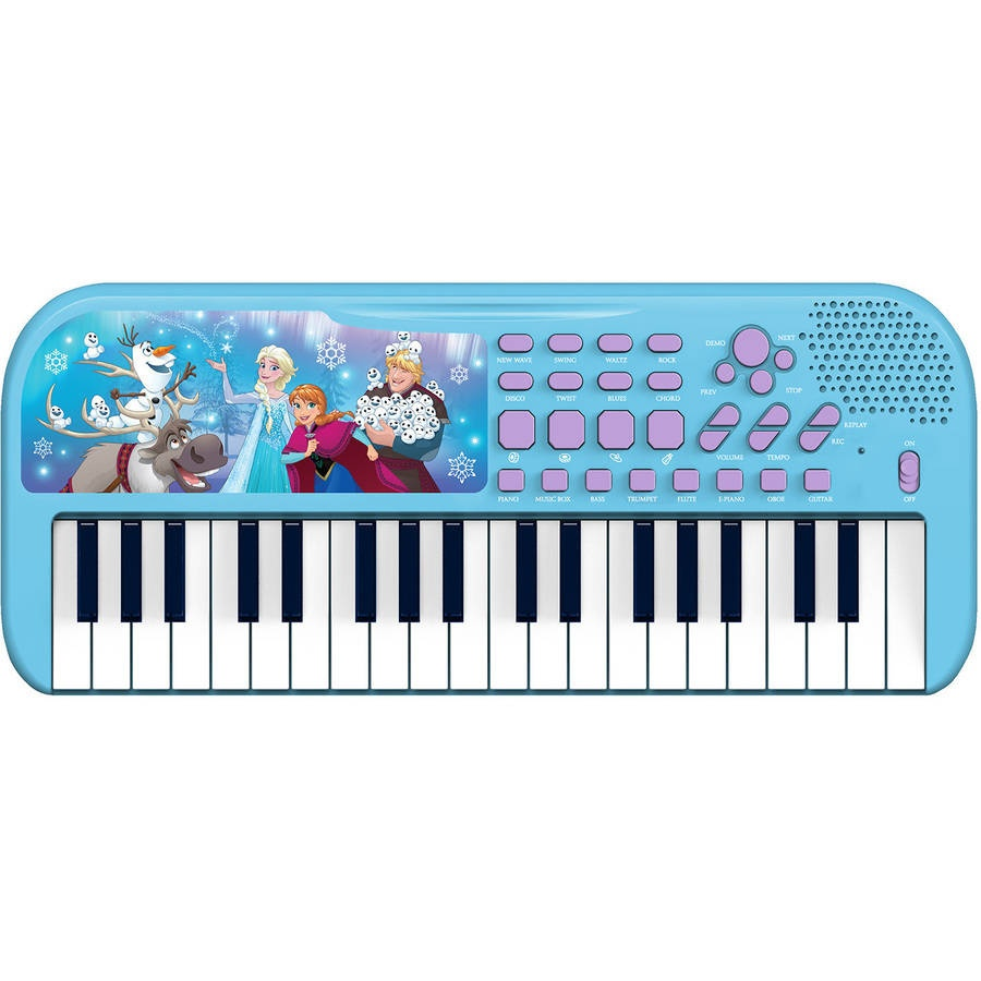 Disney Frozen Keyboard by Unbranded - Shop Online for Toys