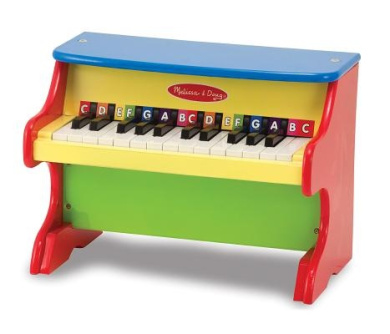 Upright Piano: Classic Toys - Musical Instruments