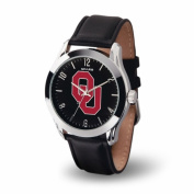 Rico Industries SPR-WTCLA230201 Oklahoma Sooners NCAA Classic Series Mens Watch
