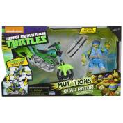 Teenage Mutant Ninja Turtles - Mutating Quad Rotor with Leonardo