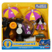 Fisher Price Imaginext Dc Super Friends The Penguin Copter