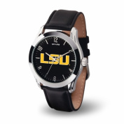 Rico Industries SPR-WTCLA170101 LSU Tigers NCAA Classic Series Mens Watch