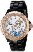 Women's Disney Cinderella Enamel Sparkle Case - Black/RoseGold