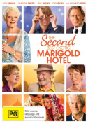 The Second Best Exotic Marigold Hotel [Region 4]