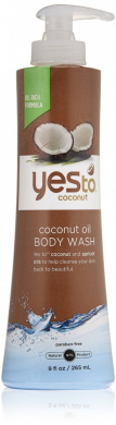 Yes To Coconut Oil Body Wash Target Exclusive - 270ml