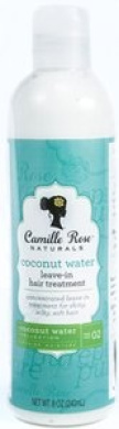 Camille Rose Coconut Water Leave-In - 240ml