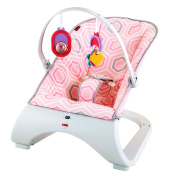 Fisher-Price Comfort Curve Bouncer - Pink Saturn Snuggle