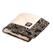 Balboa Baby Simply Soft Blanket-Black Camelia