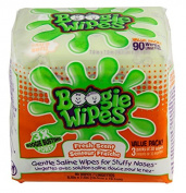 Boogie Wipes Fresh Scent - 90 Count