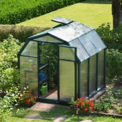 Eco-Grow Twin Wall 1.8m x 1.8m Greenhouse
