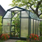 Eco-Grow Twin Wall 1.8m x 2.4m Greenhouse