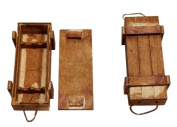 Taigen Tanks 1/16th Scale Wooden Artillery Case (No Shells)