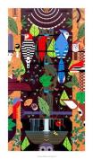Birducopia - Charley Harper Lithograph