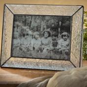 J Devlin Photo Frame 5x7 Horizontal Vintage Glass
