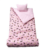 SoHo Kids Collection, Pink Sleeping Bag/ slumber bag
