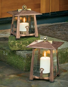 H Potter Craftsman Lantern Large