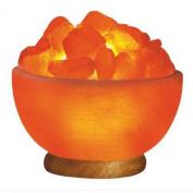 Fire Bowl Himalayan Salt Lamp