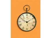 Bassett Mirror Papa's Pocket Watch, Forged Bronze