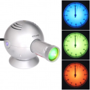 Wall Clock Projector -Analogue Projection Light