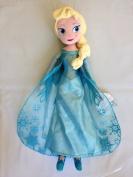 Disney Frozen 41cm Plush Queen Elsa of Arendelle Doll
