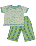 Cloud Mine - Baby Boys Short Sleeve Dog Pant Set