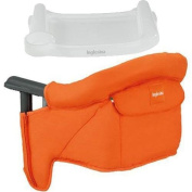 Inglesina - Fast Table Chair With Dining Tray - Orange