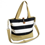 Laiya Deluxe, Easy-to-carry, Fashion Nappy Bag Shoulder Tote