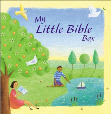 My Little Bible Box: Little Words of Wisdom from the Bible; Little Blessings from the Bible; Little Psalms from the Bible