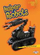 Helper Robots (Lightning Bolt Books)