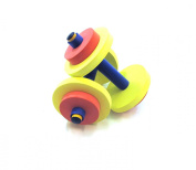 Redmon For Kids Fun and Fitness Dumbbell Set