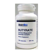BodyBio/E-Lyte Cal Mag Butyrate - 100 tabs