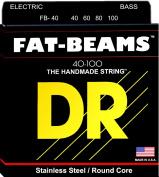 DR Strings FB-40 Fat-Beams Bass Strings Lite 40-100