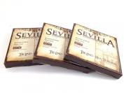 Sevilla Guitar Strings | Classical 3 Sets | Tie End | High Tension | EMP Coat