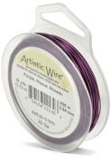Artistic Wire 22-Gauge Purple Wire, 15-Yards