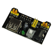 3.3V/5V MB102 Breadboard Power Supply Module Compatible With Arduino by Atomic Market