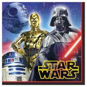 Star Wars Luncheon Napkins, 16-count